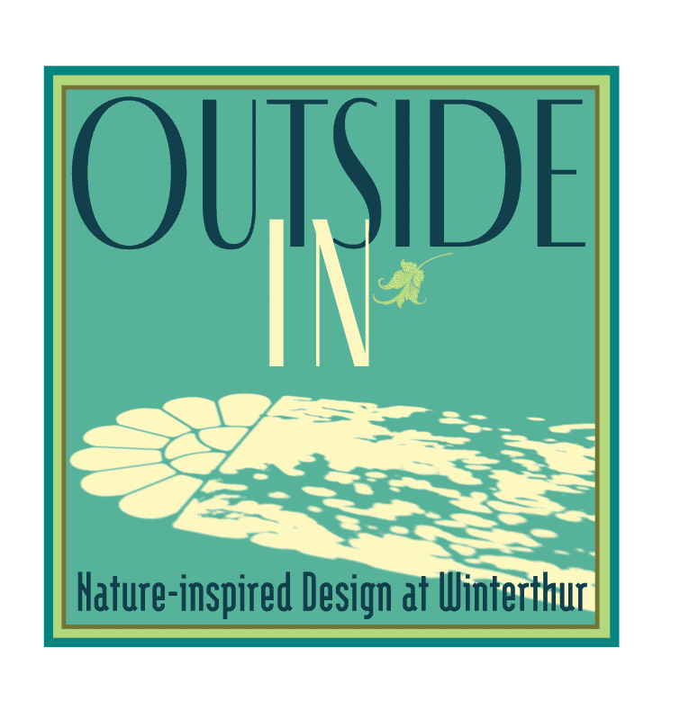 Logo for Outside In: Nature-inspired Design at Winterthur